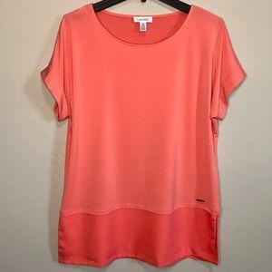 Calvin Klein Short Sleeve Top
